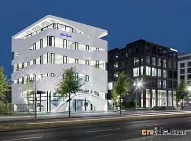 德国奥托博克大厦设计