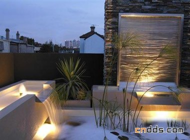 现代花园景观设计
