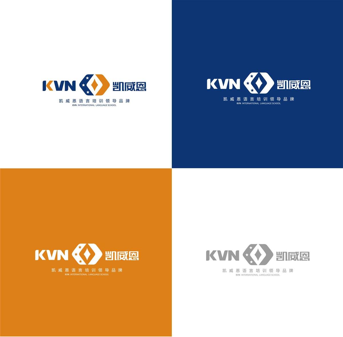 凯威恩教育机构VI设计