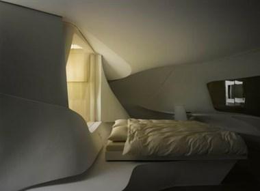 新型现代的室内设计