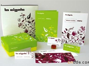 希臘雅典設計公司包裝設計欣賞