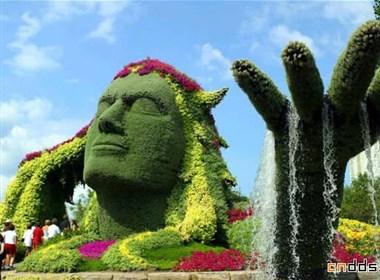 美丽园林艺术欣赏