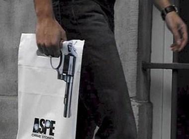 超創意的購物包裝袋