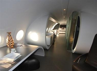 荷兰Teuge机场机舱设计