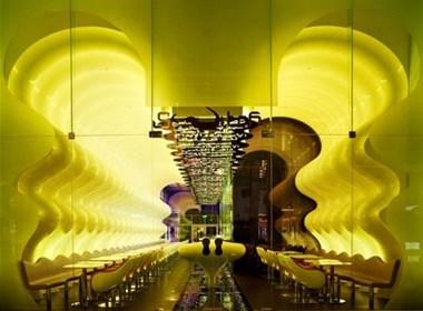 Karim Rashid:迪拜Switch 餐厅设计