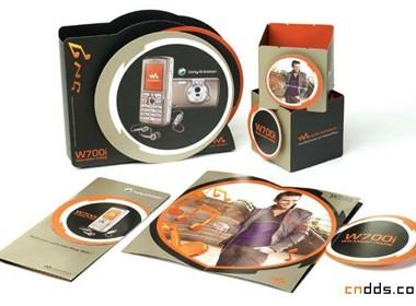 國外手機展示包裝設計