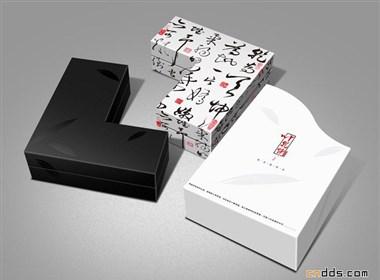 中国风格茶叶包装盒设计