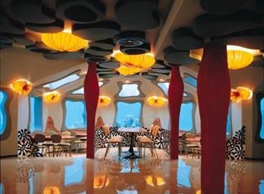 世界上最出位的海底餐厅
