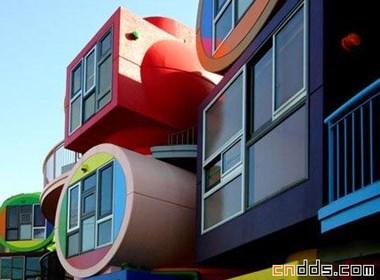 世上最花哨住宅设计欣赏