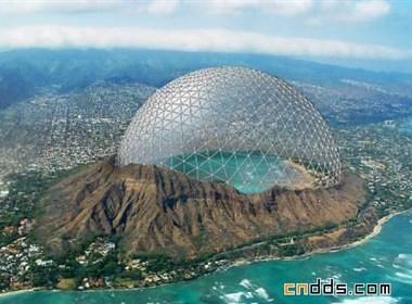 奇思妙想的建筑图欣赏