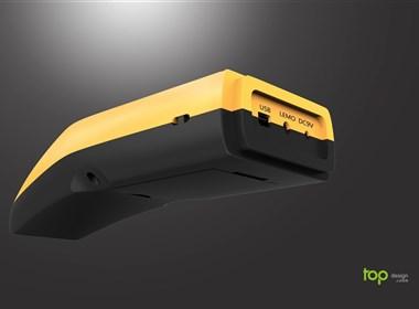 工业设计—测温仪
