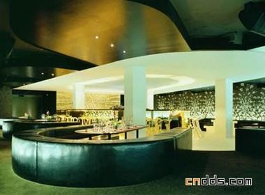 德哥尔摩孔雀餐厅俱乐部设计