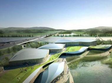 韩国顺天国际湿地中心设计