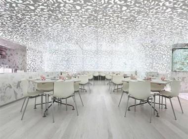 温馨北京9号面馆设计