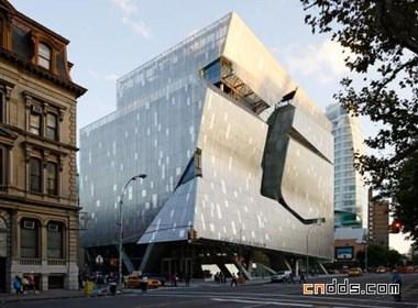 纽约建筑基金会大楼设计