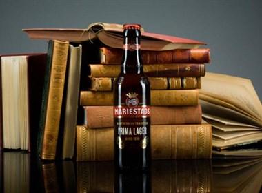 10余款国外啤酒包装设计欣赏