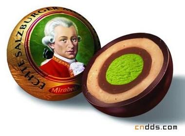 莫扎特巧克力包装