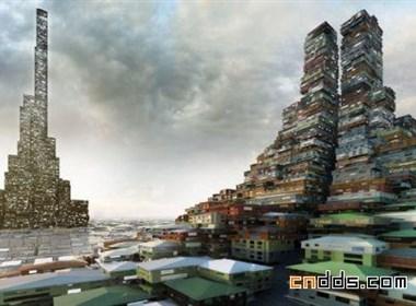 对未来城市的设想