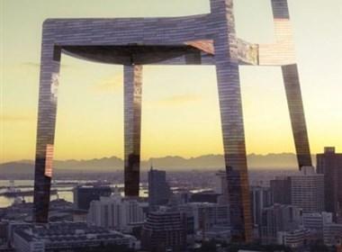世界上最高大的椅子