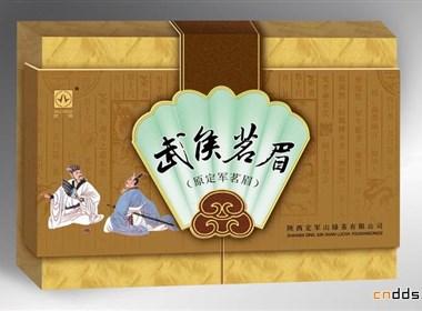 中国传统月饼茶叶包装欣赏