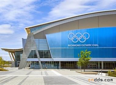 温哥华里士满 奥林匹克椭圆速滑馆设计