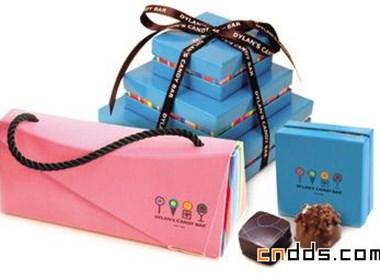 国外精美的巧克力包装设计