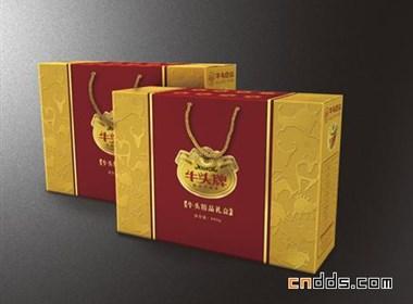 牛肉干礼品盒包装