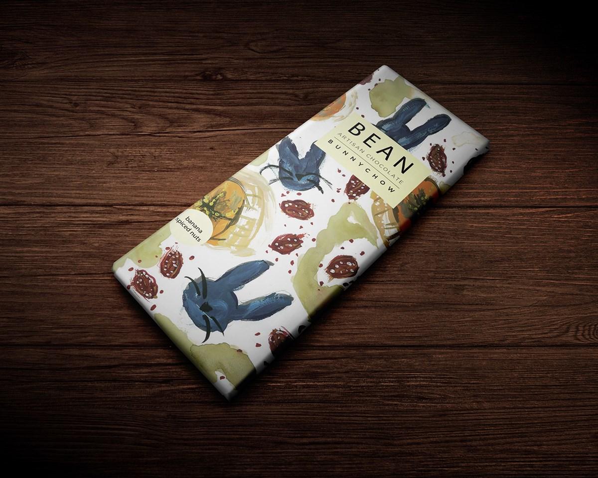 工匠巧克力包装