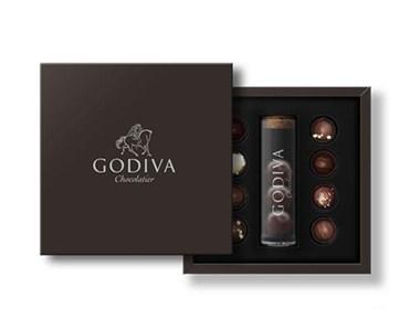 高迪瓦(Godiva)巧克力系列包装欣赏