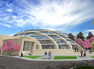 美国空军村礼堂提案