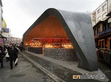伊斯坦布尔贝西克塔斯鱼市