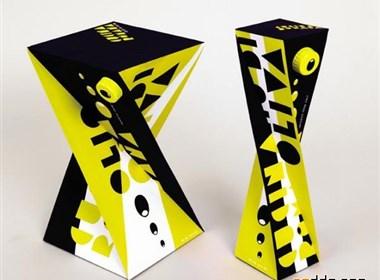 设计师Kirk Bray 包装设计