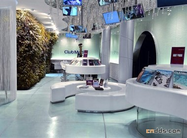 Club Med创意室内装修设计