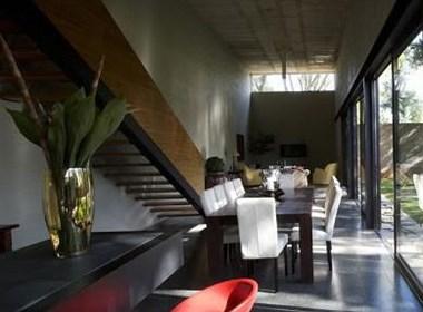 南非牛津庭院