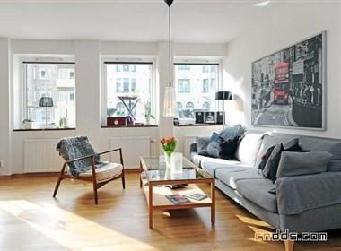 漂亮的公寓装修设计