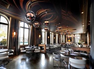 巴黎欧莱雅餐厅设