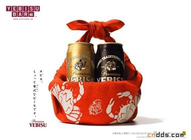 札幌啤酒YEBISU BAR品牌广告