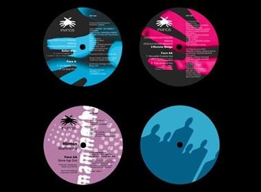 Igor Jocic CD包装设计