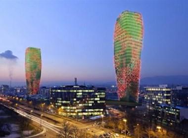 绿色环保大楼设计