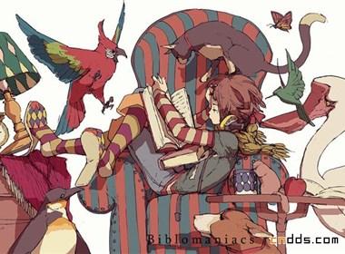 日本女插画师Geco Hirasawa漫画欣赏