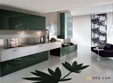 豪华厨房设计