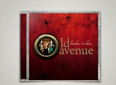 美国CD包装设计