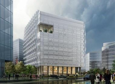美国驻英新大使馆设计欣赏