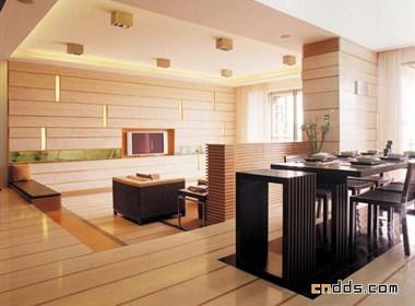 室内装修设计作品欣赏