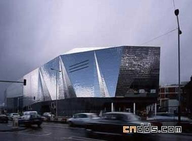 英国FOA的商业中心设计