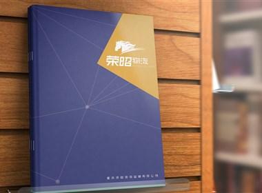 荣昭物流VI设计/成都一道设计/LOGO设计/广告/画册设计