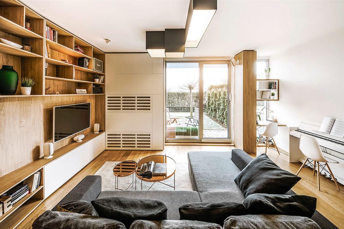 自然木元素家装