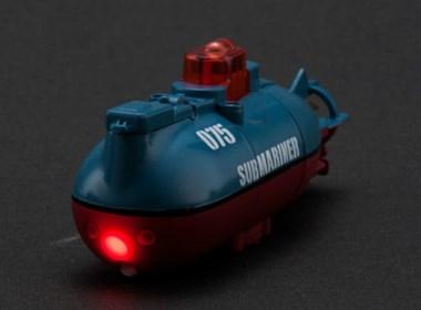 世界上最小的潜水艇