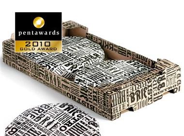 2010 Pentawards—包装设计奖食品类(金奖)