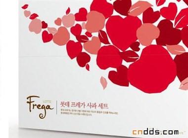 韩国Frega优质水包装:自然之歌
